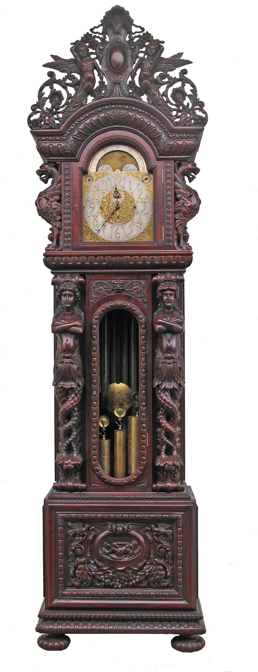 ANTIQUE GRANDFATHER CLOCK CARE AND MAINTENANCE